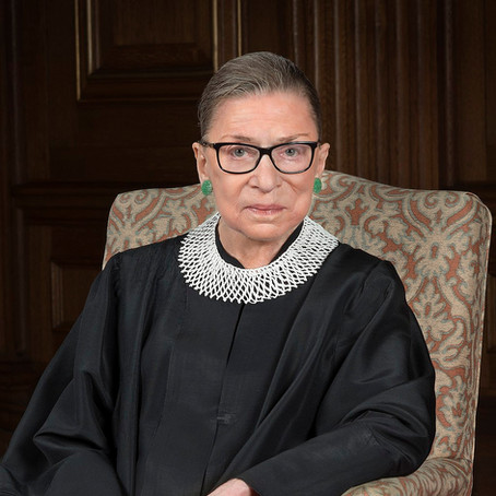 Ruth Bader Ginsburg - Numerology Case Study