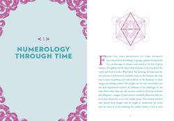 Numerology Through Time chapter from A Little bit of Numerology by Novalee Wilder