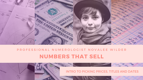 Numbers That Sell