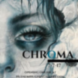 Our inaugural exhibition _Chroma_ opens