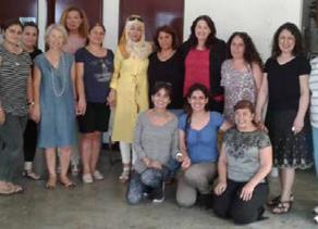 Perth Kadinlar Grubu Toplantisini