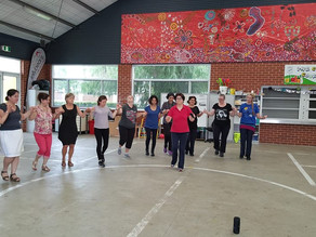 Turkish Folkdance classes are back.