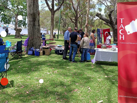 Turkish Community Comes Together to Celebrate Republic Day in Perth