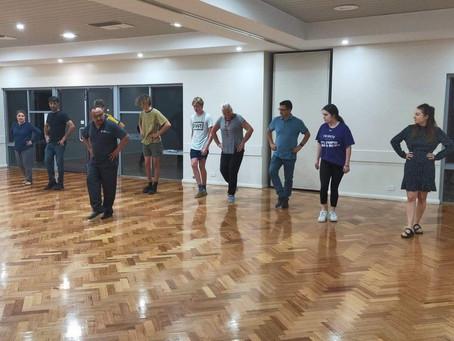 Turkish Folk Dance Classes Begin!