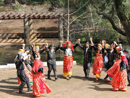 Turkish Folk Dance Classes Starting 7th May