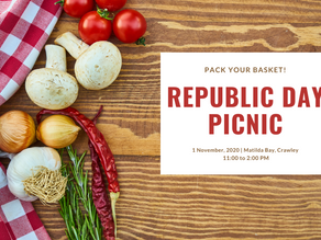 Join us for the Republic Day Celebration Picnic at Matilda Bay