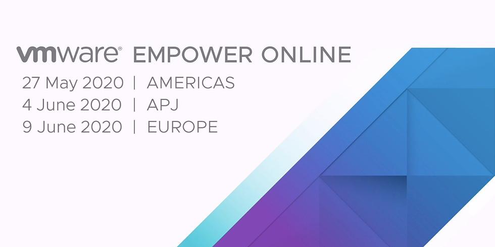 VMware EMPOWER Online Europe