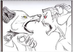 Werewolves vs Vampires