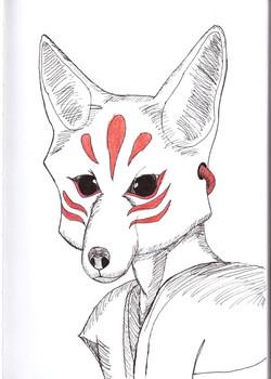 Mask of the Kitsune