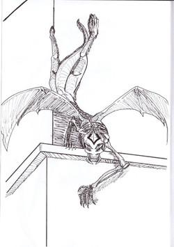 Undead Gargoyle