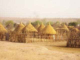 Ethiopia villiage