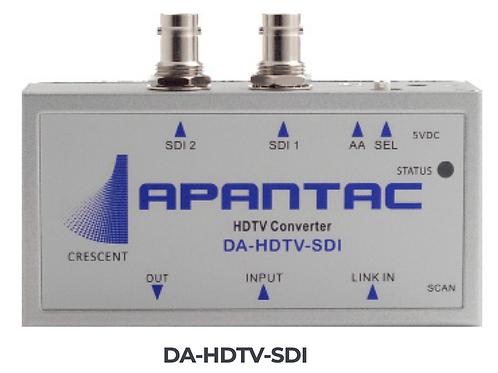Apantac DA-HDTV-SDI HDMI to SDI Converter with Looping Input & Dual Output - DEM
