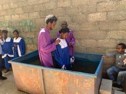Ethiopia baptism