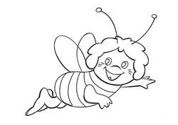 Girl Bee