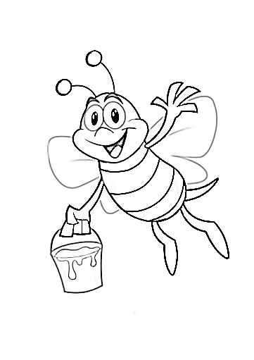 Happy Bee 4