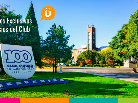 Beneficios Exclusivos para Socios del  Club Ciudad