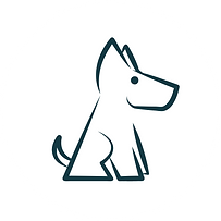 LOGO CHIEN ROND blanc .png