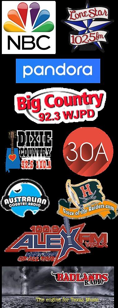 Radio FM Logos