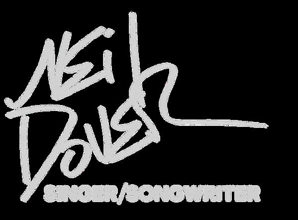 Neil Dover Singer and Songwriter