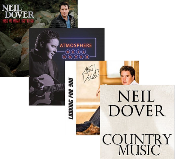 Neil Dover Country Music Albums