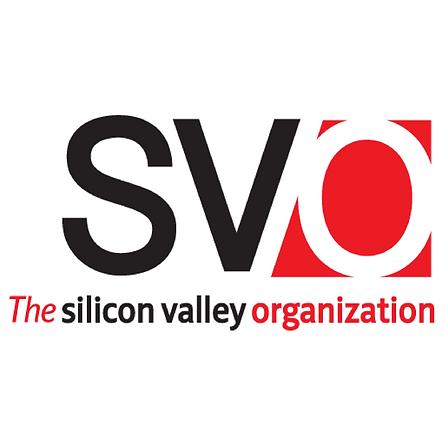 The silicon valley organization logo