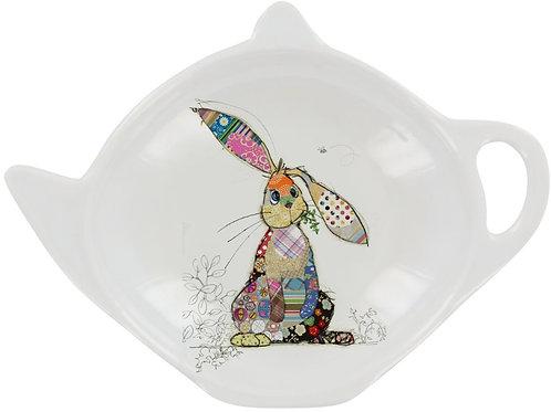 Bug Art Binky Bunny Design Teabag Tidy
