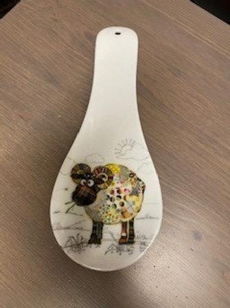 Bug Art Raymond Ram Design Spoon Rest