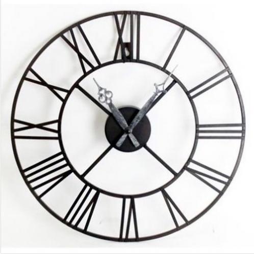 Roman numeral clock 40cm