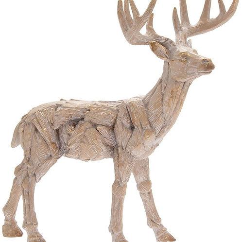 Driftwood Deer, 28cm