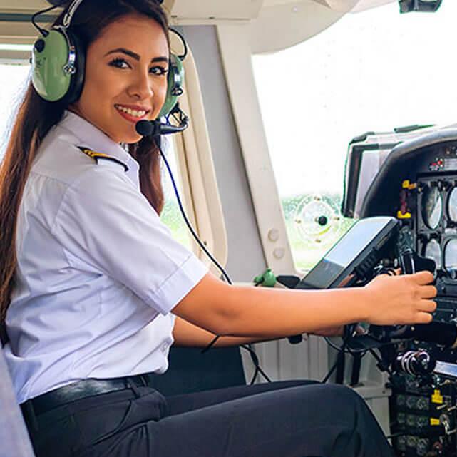 Licencia Piloto Estudiante