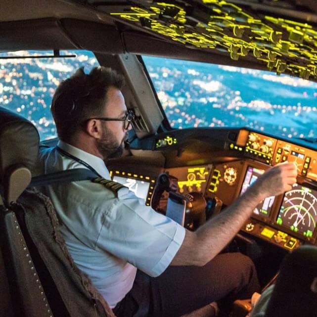 Licencia Piloto ATP
