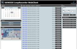 Loop Recorder Web Client