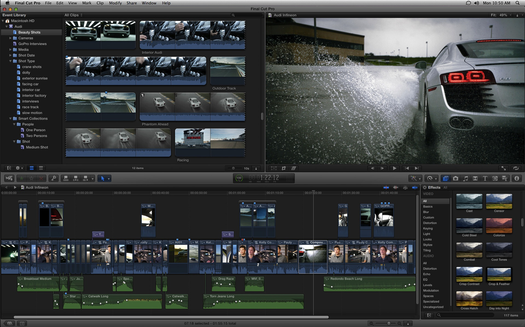 Final Cut Pro X Support