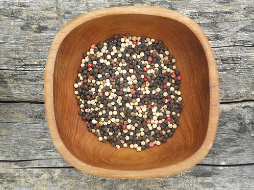 2902-Bulk Peppermill, 3 Pepper Blend, Organic, 1lb