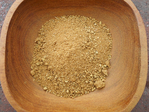 2876-Bulk Meat Rub, Poultry, Organic, 1 lb.