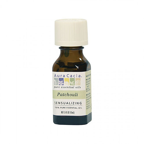 Patchouli, Dark Essential Oil, 0.5 fl.oz.