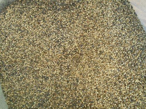 211-Bulk Pepper,Black Medium Grind, Dustless, 1lb