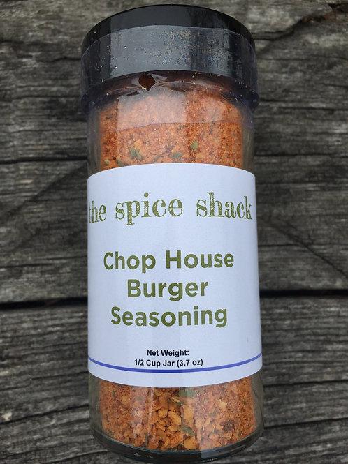 Chop House Burger Seasoning