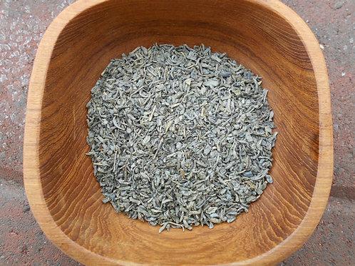 2895-Bulk Young Hyson, Green Tea, Organic, 1 lb.