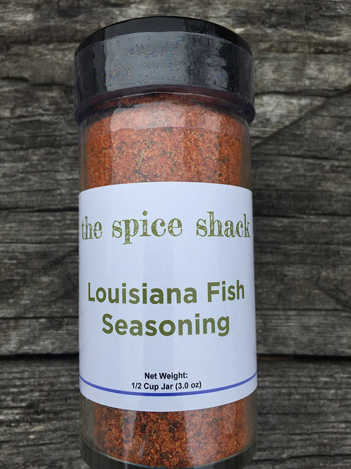 Louisiana Fish Seasoning