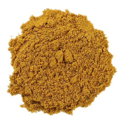 Curry Powder, Lemon