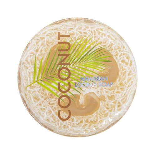 Coconut Loofah Soap