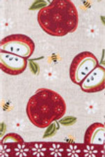 An Apple a Day Terry Towel