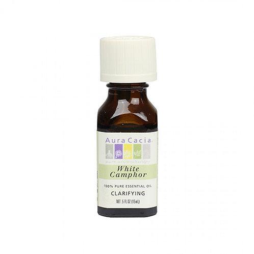 Camphor, White, Essential Oil, 0.5 fl.oz.
