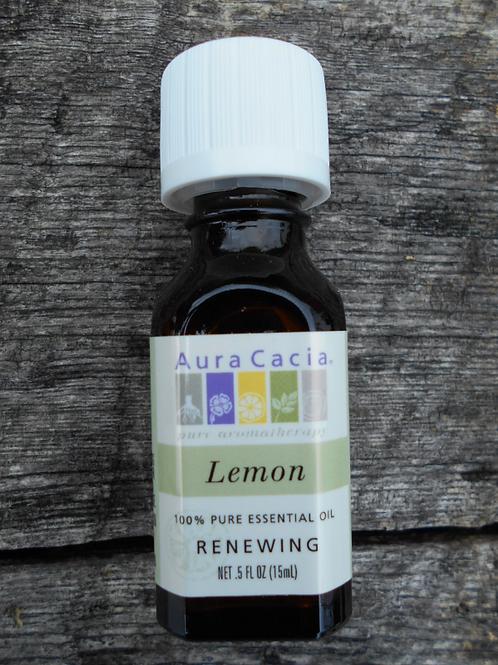 Lemon Essential Oil, 0.5 fl. oz.