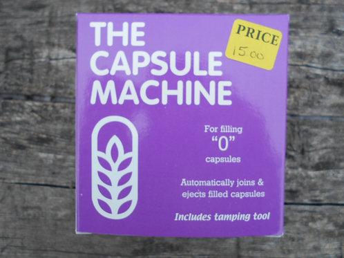 """Capsule Machine """"0"""""""