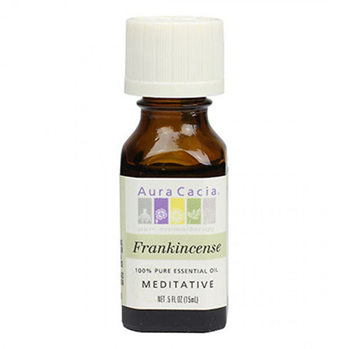 Frankincense Essential Oil, 0.5 fl. oz.