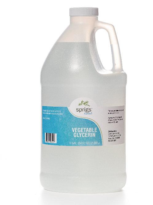 Vegetable Glycerine, Gallon