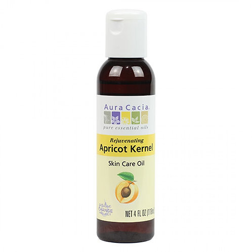 Apricot Kernel Skin Care Oil, 4 fl.oz.