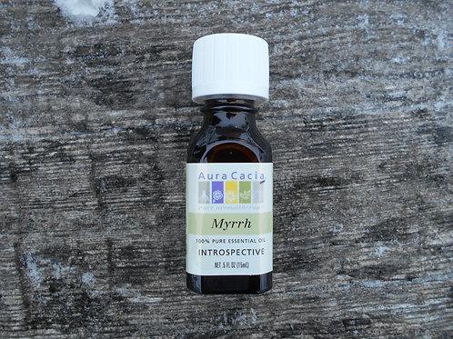 Myrrh Essential Oil, 0.5 fl.oz.